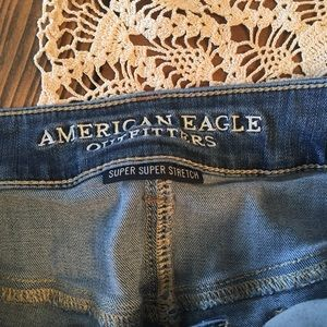 American Eagle Outfitters Jeans - American Eagle | super super stretch tomgirl Jeans